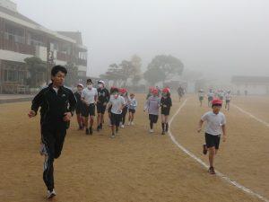 朝マラソン3